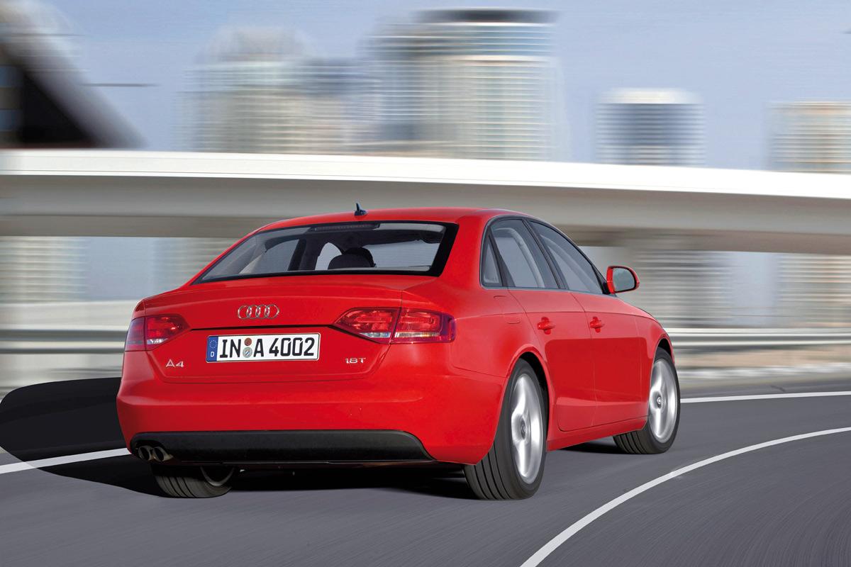 Nuevas versiones 2.0 TDIe para el Audi A4.