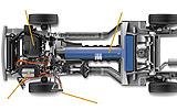 Chevrolet Volt, un híbrido con grandes ventajas. Imágenes y vídeos.