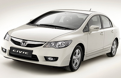 Foto de - honda civic 2009
