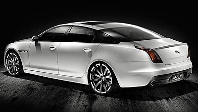 Foto de - jaguar xj75-platinum-prototipo