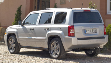 Foto de - jeep patriot 2007