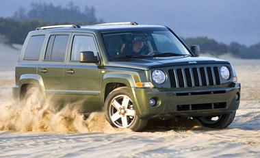 jeep patriot 2007 informaci243n general km77com