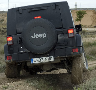 Foto de - jeep wrangler 2007