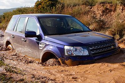 Foto de - land-rover freelander 2011