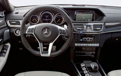 Mercedes benz clase e 63 amg 2013 informaci n general for Interior mercedes clase a