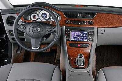 mercedes benz cls 2008 informaci n general km77 com rh km77 com mercedes cls manual gearbox mercedes cls manual transmission