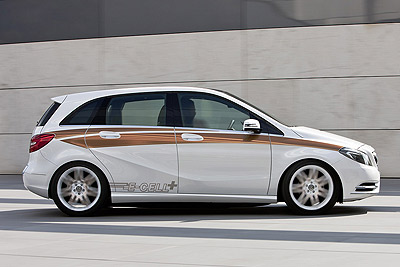 Foto de - mercedes concept-b-class-e-cell-plus