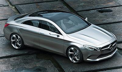 Foto de - mercedes concept-style-coupe