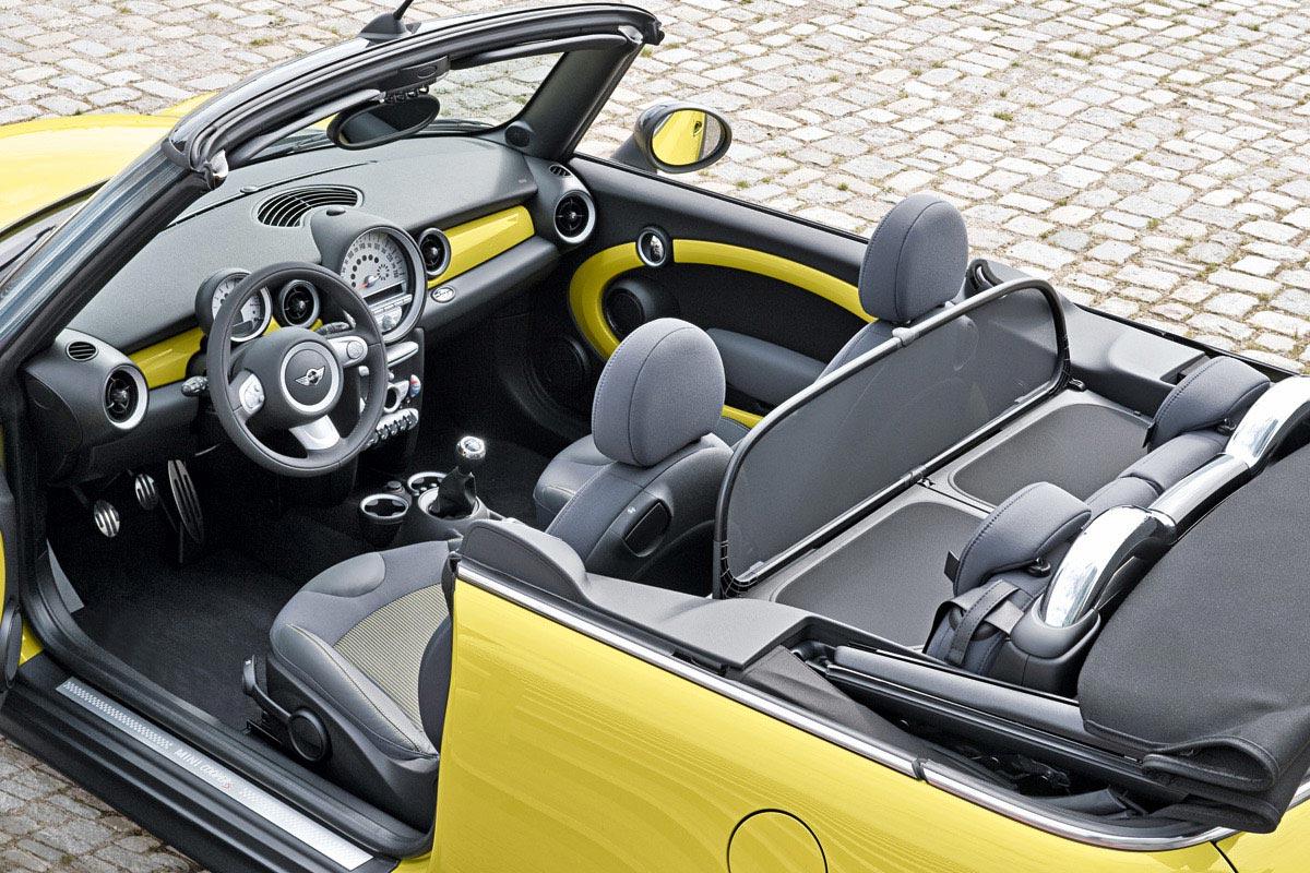 Nuevo MINI Cabrio ya a la venta (incluye imágenes y vídeo).