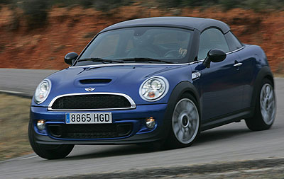Foto de - mini coupe 2012