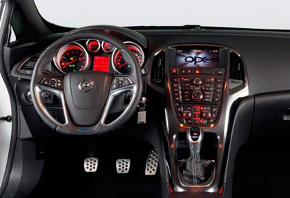 Opel Astra Opc Interior 4396 | LOADTVE