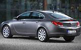 Opel Insignia: coche del año en Europa 2009.