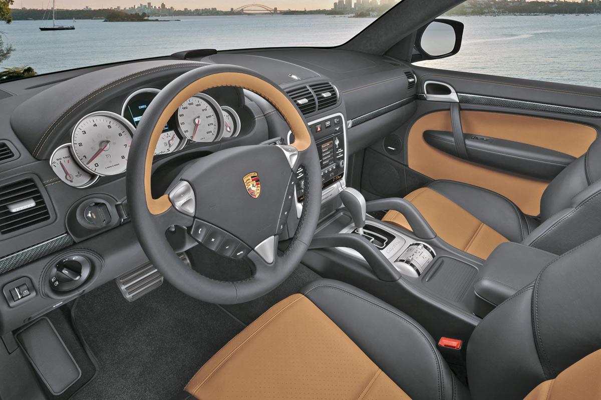 Nueva versión del Porsche Cayenne: Style Edition.