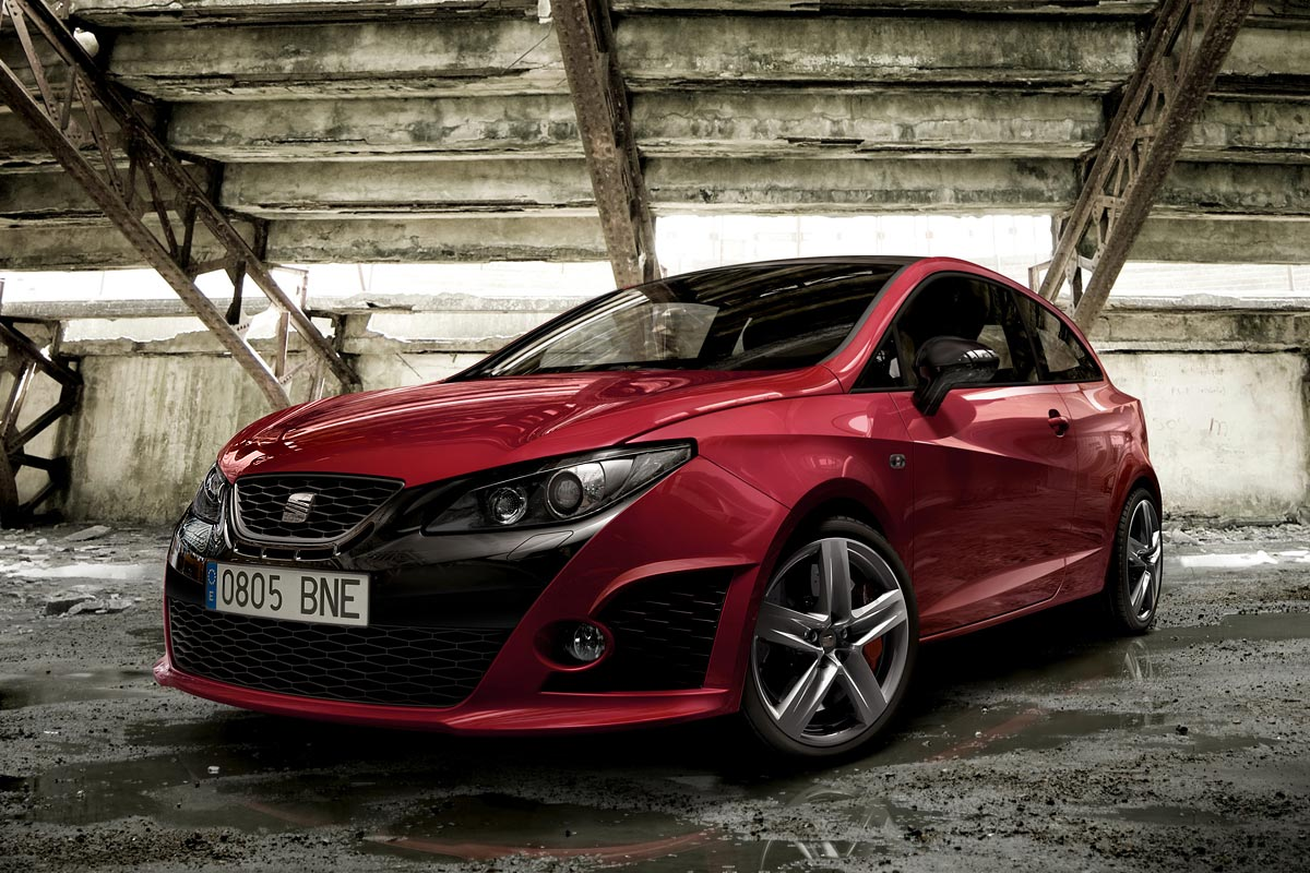 SEAT confirma el Ibiza ST y un utilitario basado en el VW up!