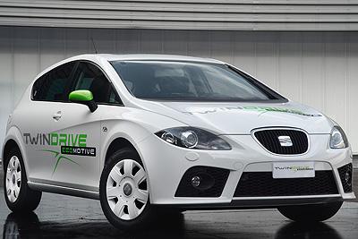 Foto de - seat leon-twin-drive-ecomotive-prototipo