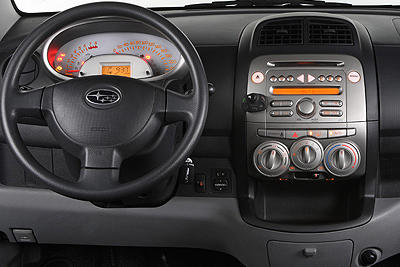 Subaru Justy 2008 Informacion General Km77 Com