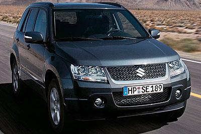 Suzuki grand vitara 2009 informaci n general - Puertas de cochera segunda mano ...