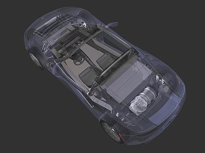 Foto de - tesla roadster 2011