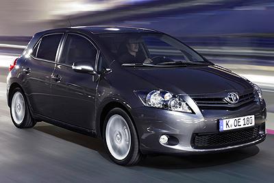 Toyota Auris 5 Puertas 2010 Informaci 243 N General Km77 Com