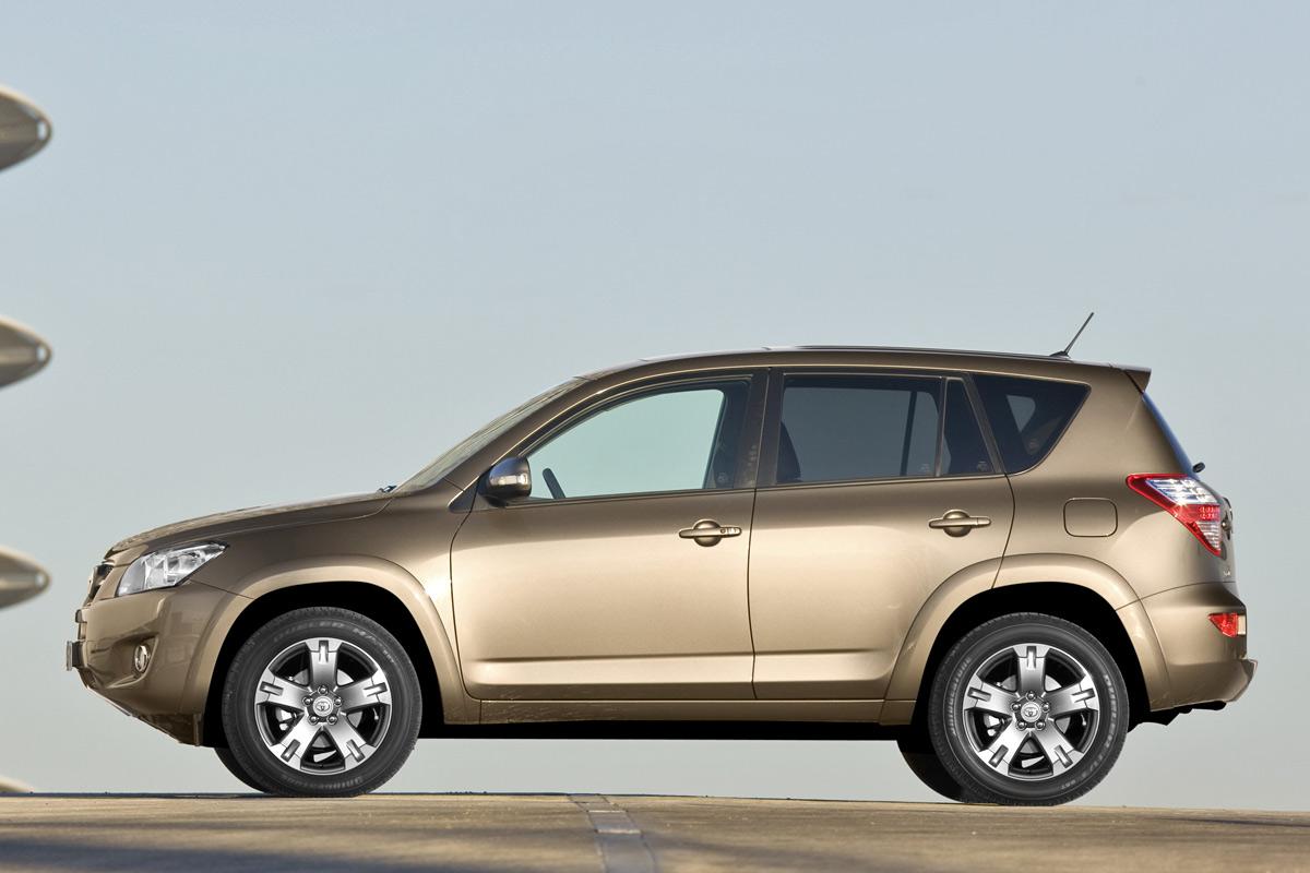 Nuevo cambio automático «AutoDrive S» para el RAV4.