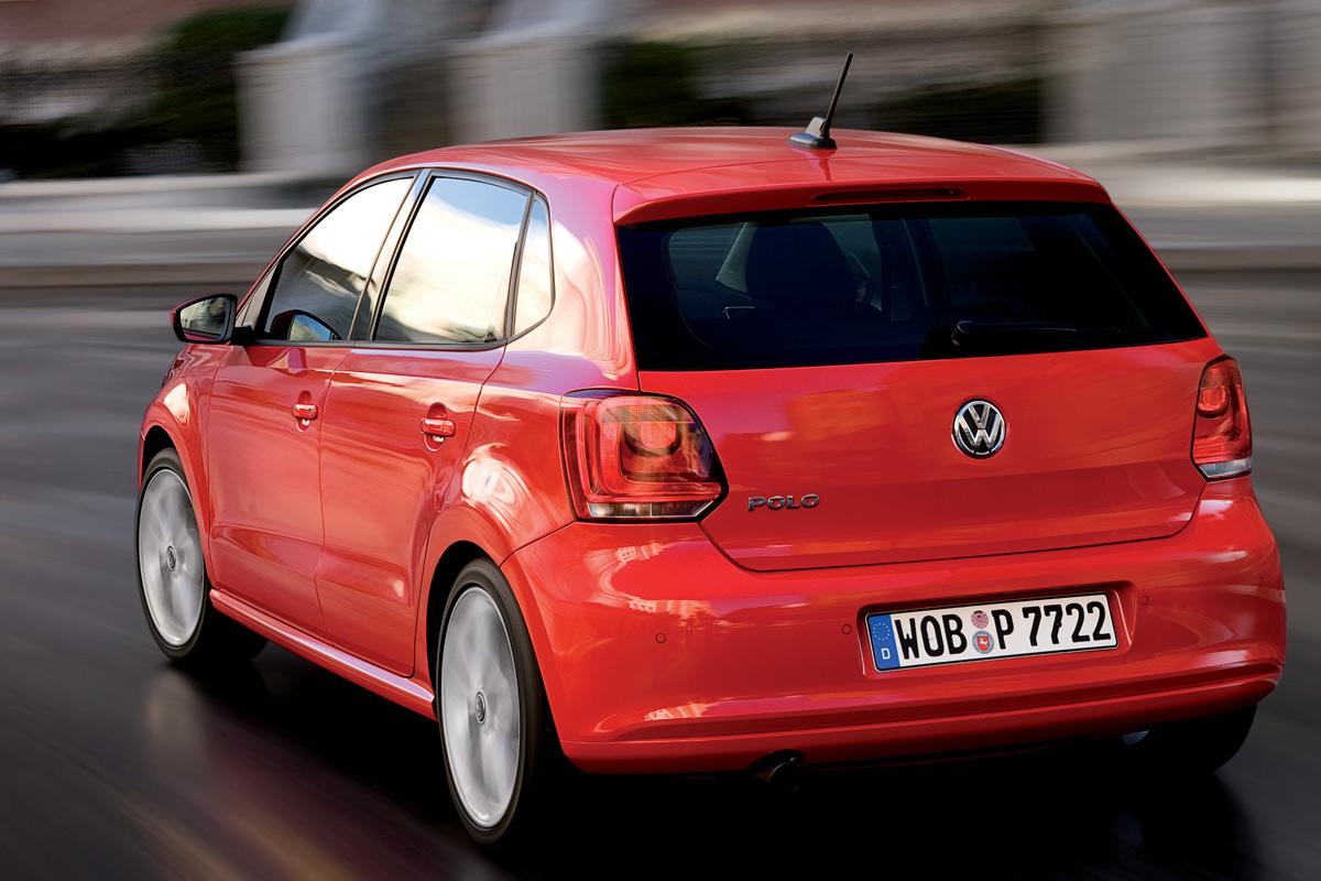 Nuevo motor 1.2 TSI de 90 CV para el Volkswagen Polo.