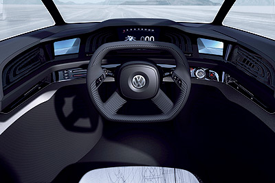 Foto de - volkswagen 1l-concept