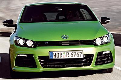 Foto de - volkswagen scirocco 2008