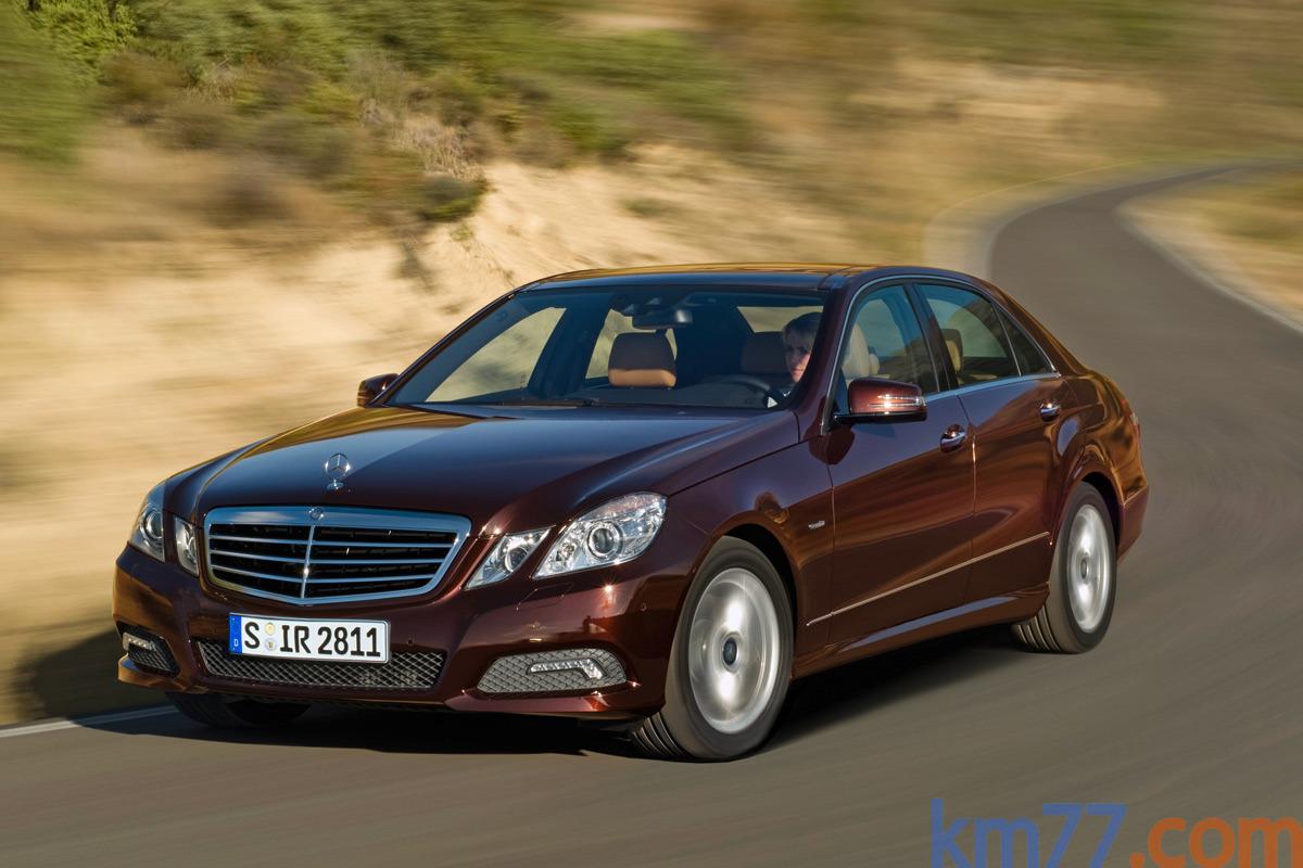 Mercedes-Benz Clase E Berlina