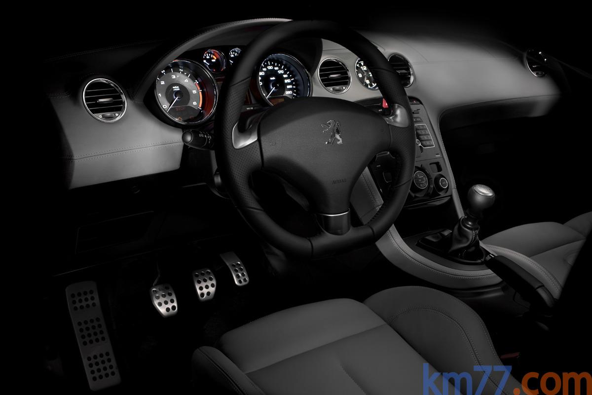 Peugeot RCZ Asphalt, en venta por 39.900 €