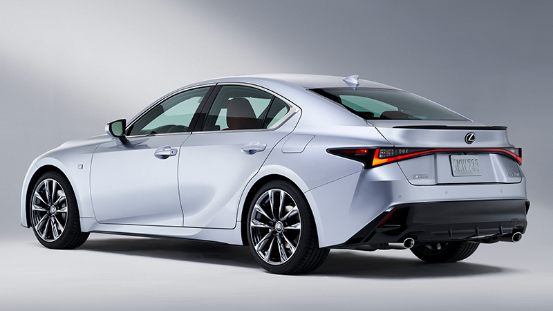 Foto de - lexus is 2021