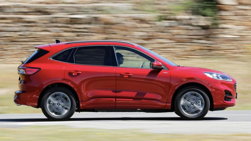 Ford Kuga Phev 2020 Impresiones De Conduccion Km77 Com