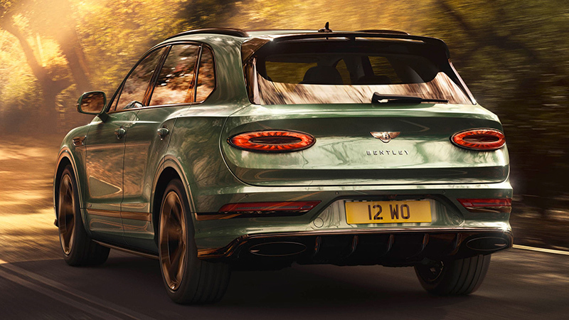 Foto de - bentley bentayga 2021