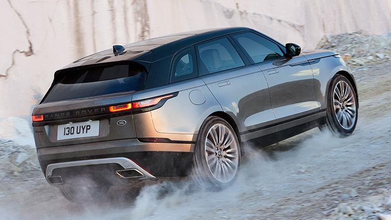 Land Rover Range Rover Velar (2018) | Información general ...