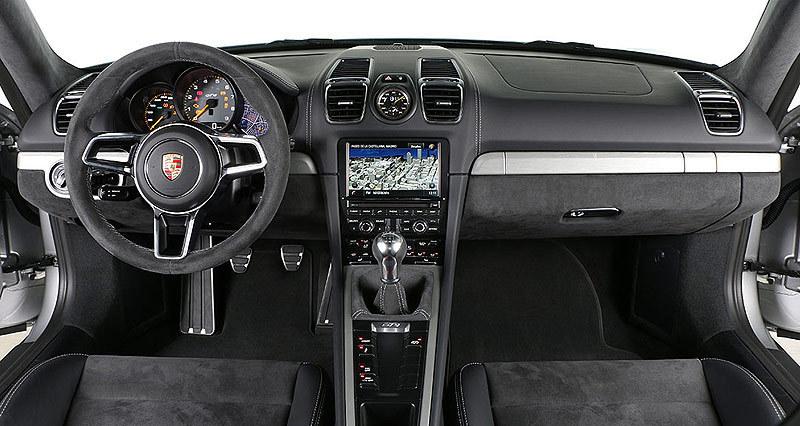 porsche cayman interior salpicadero - 2015 Porsche Cayman Gt4 Interior