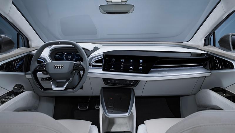 Foto de - audi q4-sportback-e-tron-concept