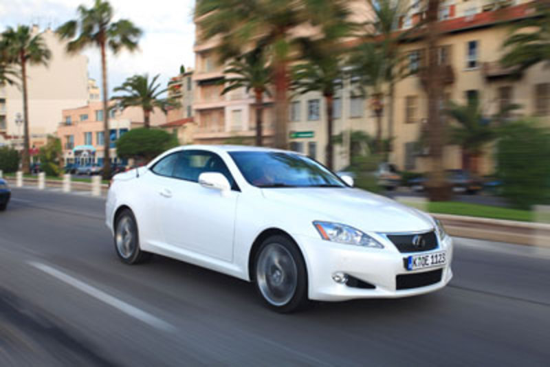 Foto de - lexus is 2009