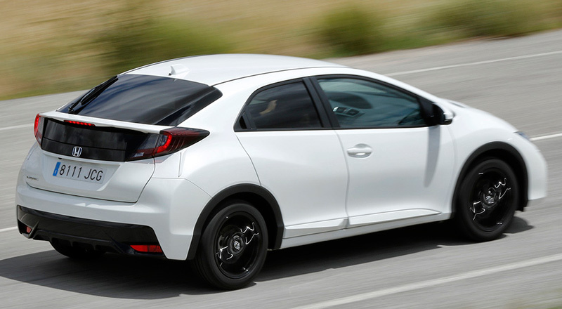 Foto de - honda civic 2015