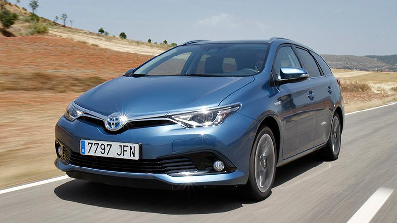 Toyota Auris 2015 Informaci 243 N General Km77 Com