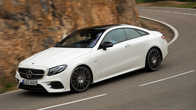 Mercedes benz clase e coup 2017 informaci n general for Mercedes benz clase c coupe 2017