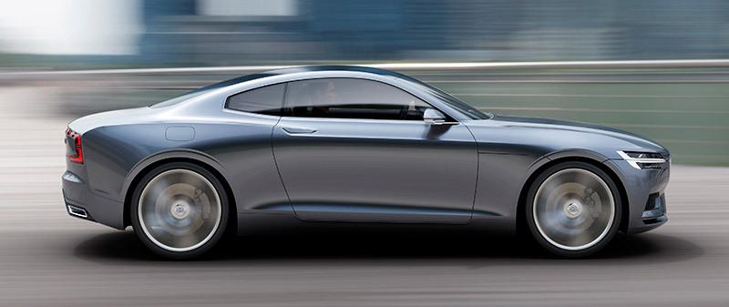 Foto de - volvo concept-coupe