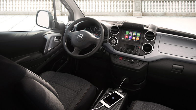 Foto de - citroen berlingo 2015