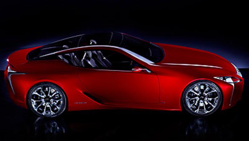Foto de - lexus lf-lc-22-sport-coupe-prototipo