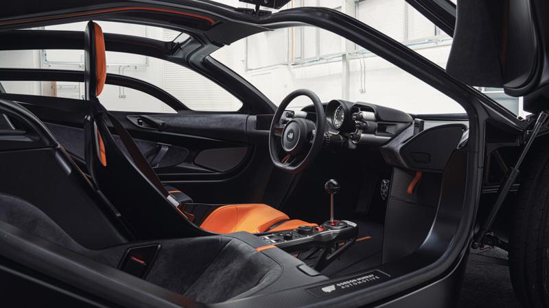 Foto de - gordon-murray-automotive t50 2022