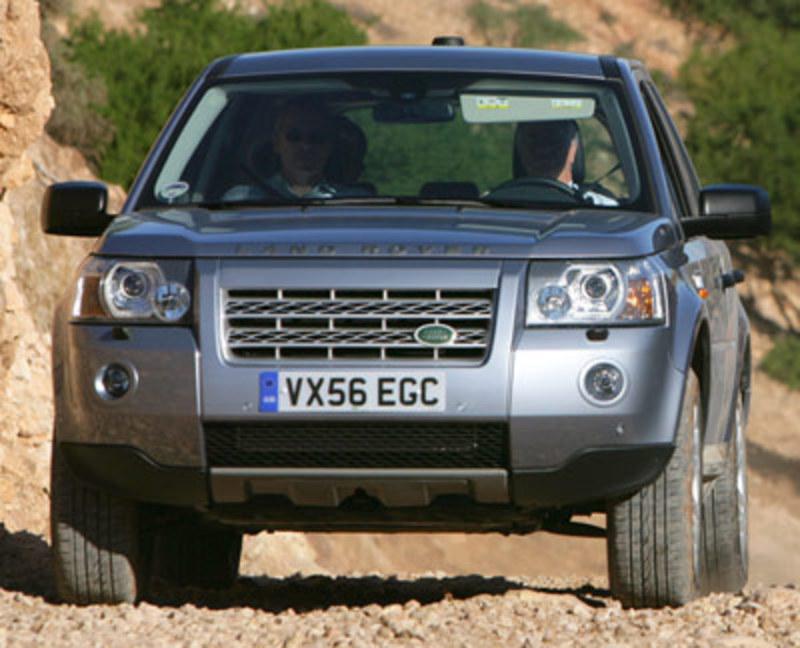 Foto de - land-rover freelander 2006