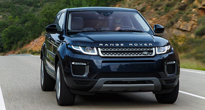 Land rover range rover evoque 2015 informaci n general - Puertas de cochera segunda mano ...