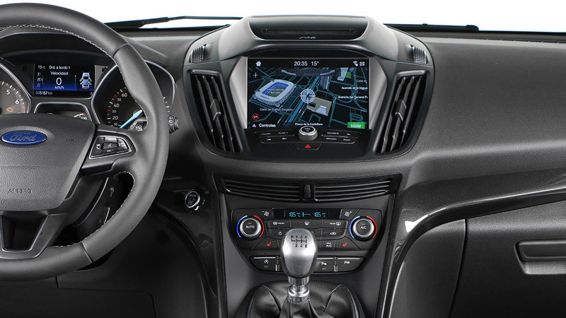 Ford Kuga Interior 2018