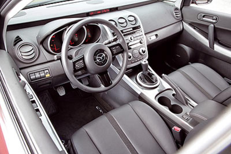 Mazda Cx 7 2007 Informaci 243 N General Km77 Com