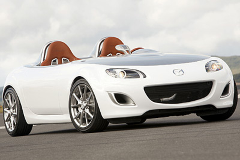 Foto de - mazda mx-5-superlight-prototipo
