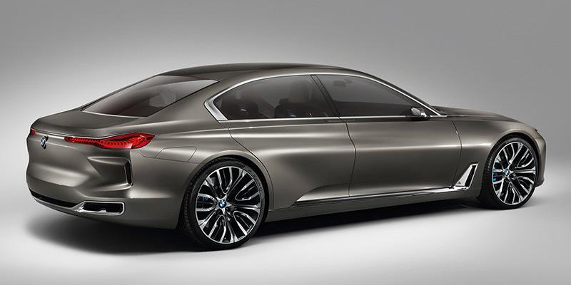 Foto de - bmw vision-future-luxury-prototipo