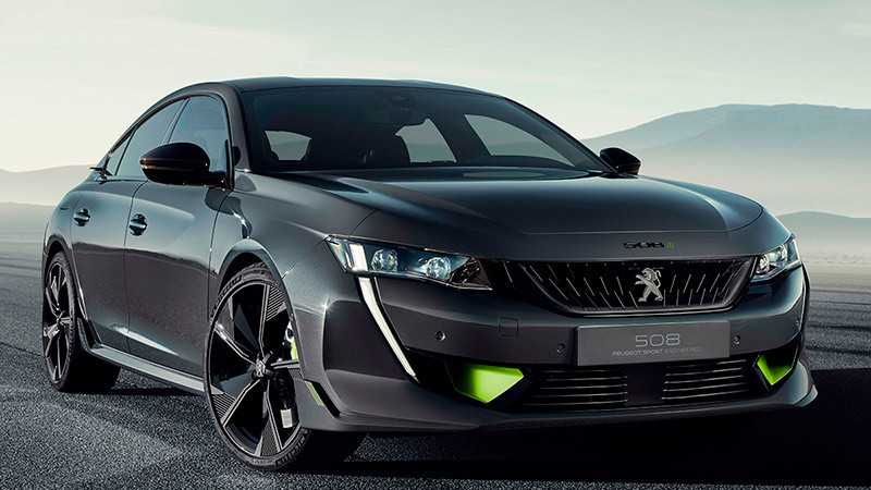Peugeot 508 Sport Engineered: deportivo e híbrido